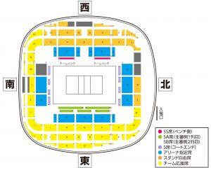 ファイナル6男子東京大会 @ 大田区総合体育館 | 大田区 | 東京都 | 日本